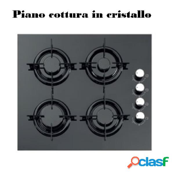 Piano cottura Cristallo 4