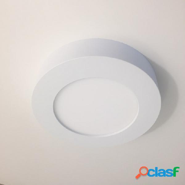 Plafoniera a LED rotonda da parete o soffitto Ø 177 mm -