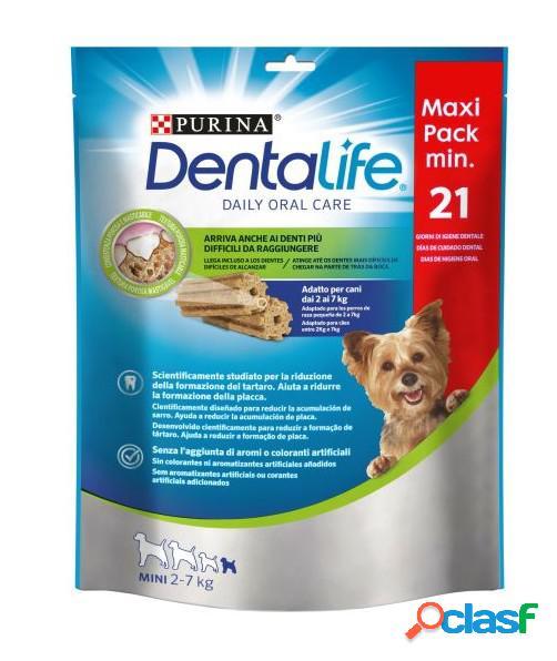 Purina dentalife snack per cani mini 207 gr maxi pack