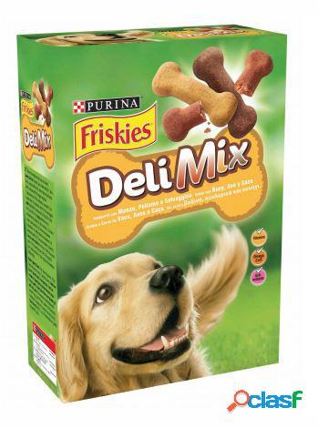 Purina friskies deli mix biscotti per cane manzo, pollo e...