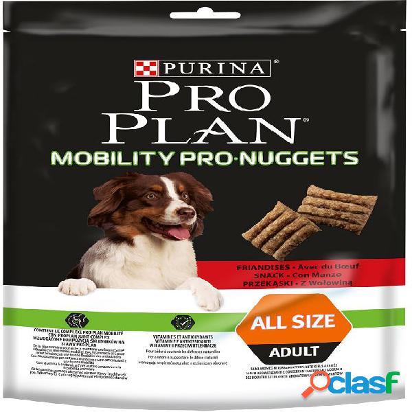 Purina proplan snack per cani mobilty pro nuggets gr 300