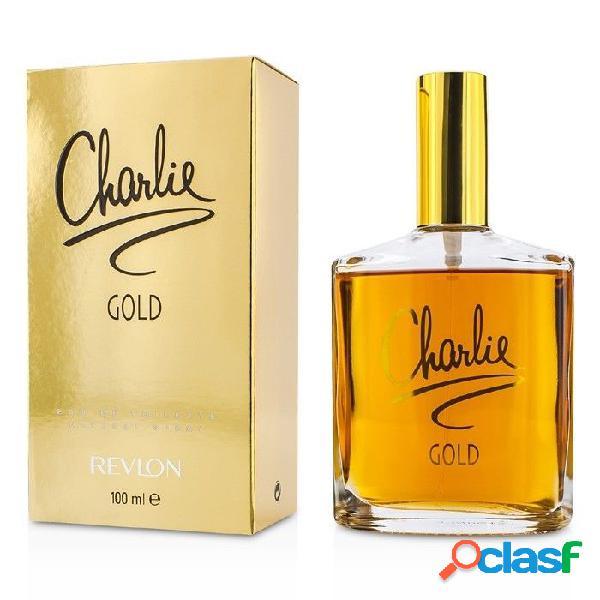 REVLON Charlie Gold Eau De Toilette 100ML