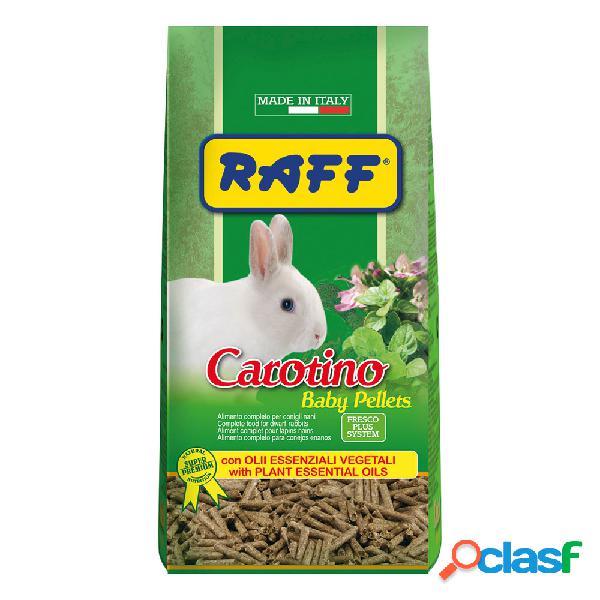 Raff Carotino Baby Pellet 900 gr.