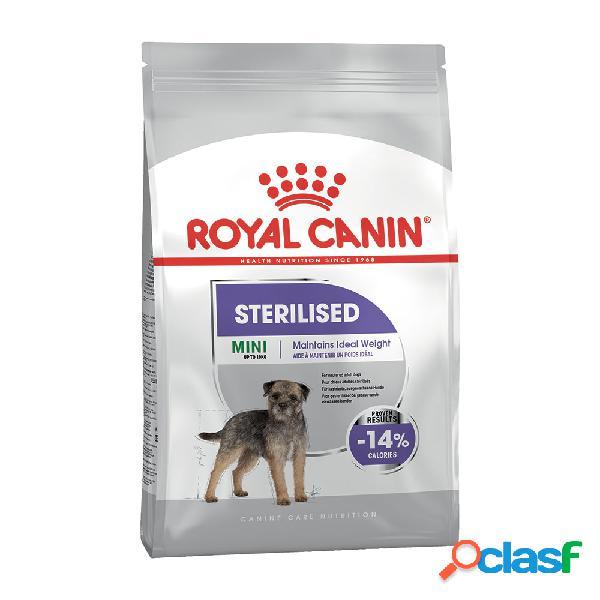 Royal Canin Mini Adult Sterilised 3 Kg.