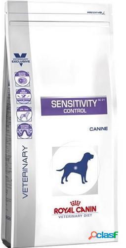 Royal canin veterinary diets sensitivity control cane
