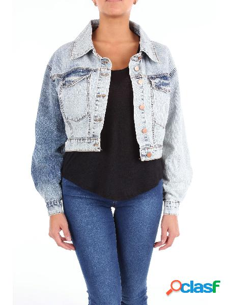 SOUVENIR SOUVENIR - GIACCA JEANS Giacca jeans Donna Jeans
