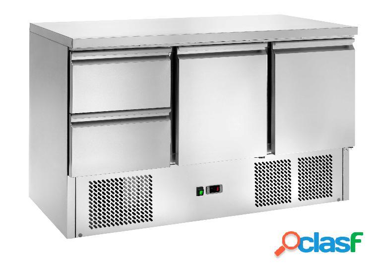 Saladette - refrigerazione statica - capacità 368 LT - 2