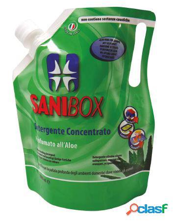 Sanibox igienizzante profumato ml 1000 alla aloe