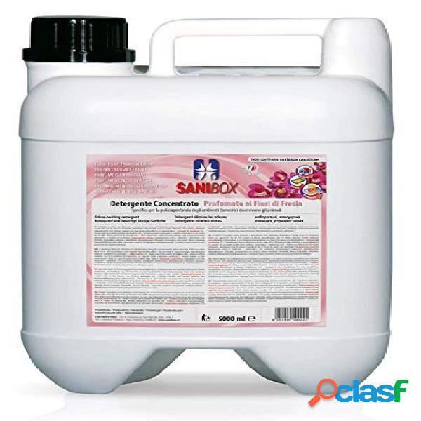 Sanibox igienizzante profumato ml 5000 alla fresia