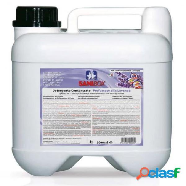 Sanibox igienizzante profumato ml 5000 alla lavanda