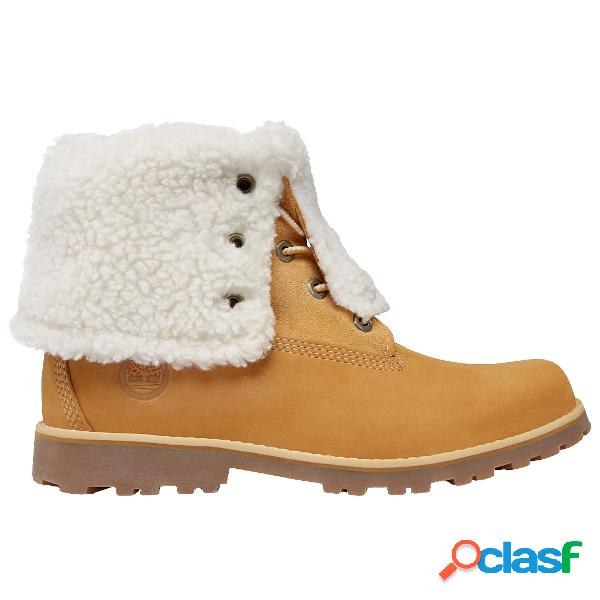 Scarponcino Timberland Shearling Baby (Colore: beige,