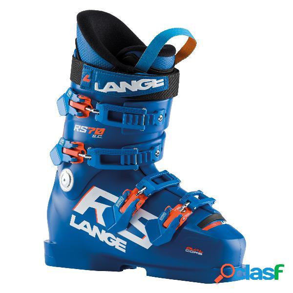 Scarponi Sci Lange RS 70 S.C. (Colore: Blu arancione,