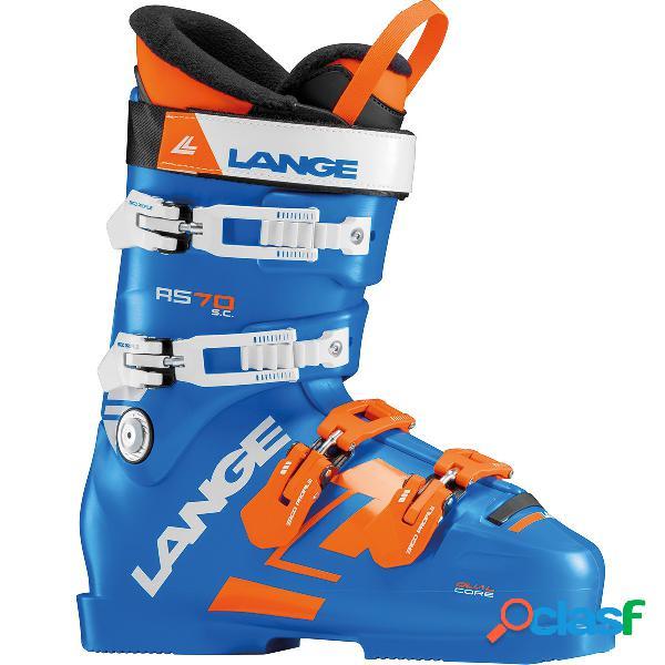 Scarponi Sci Lange RS 70 S.C. (Colore: blu, Taglia: 23)
