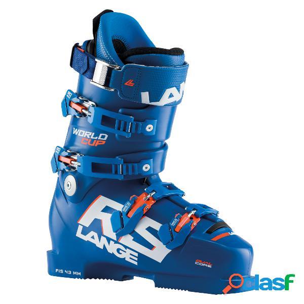 Scarponi Sci Lange WC RS ZA+ (Colore: Blu arancione, Taglia: