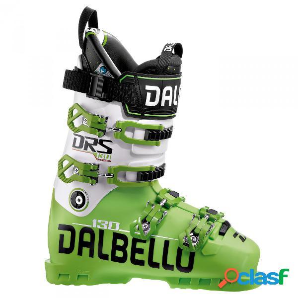 Scarponi sci Dalbello Drs 130 (Colore: verde-bianco, Taglia: