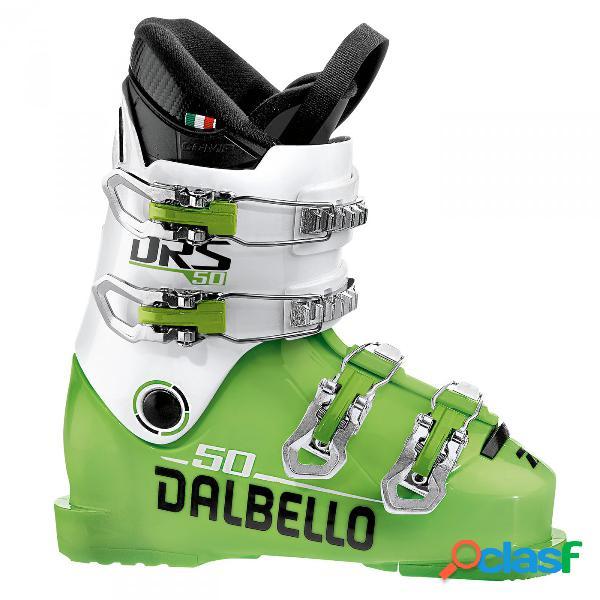 Scarponi sci Dalbello Drs 50 Avanti (Colore: verde-bianco,