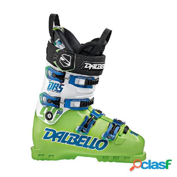 Scarponi sci Dalbello Drs 90 (Colore: lime-bianco, Taglia: