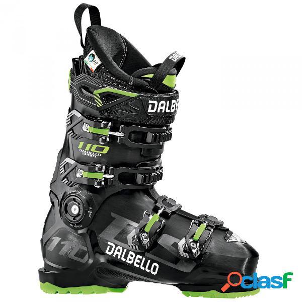 Scarponi sci Dalbello Ds 110 (Colore: nero, Taglia: 28.5)