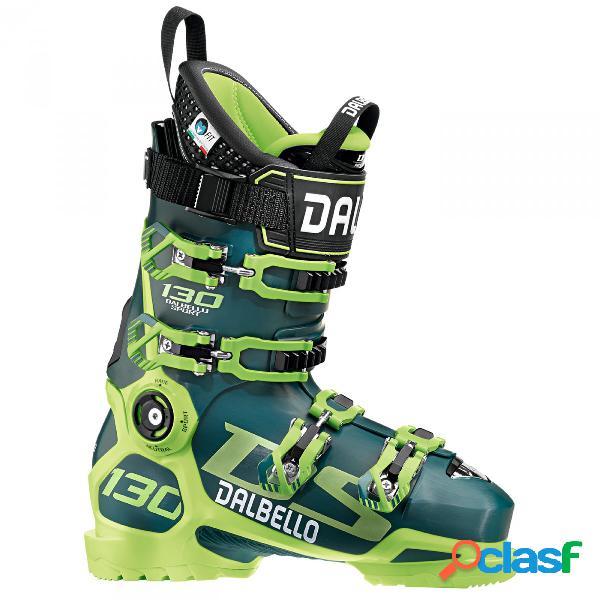Scarponi sci Dalbello Ds 130 (Colore: blu petrolio-verde,