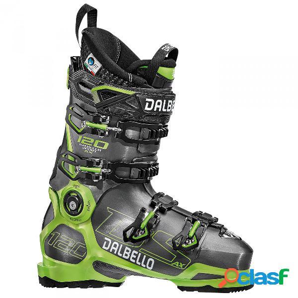 Scarponi sci Dalbello Ds Ax 120 (Colore: grigio-verde,