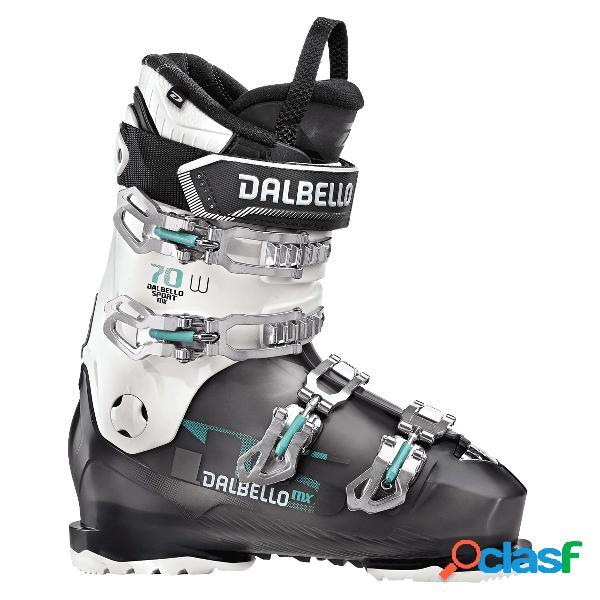 Scarponi sci Dalbello Ds Mx 100 (Colore: Black, Taglia: 27)