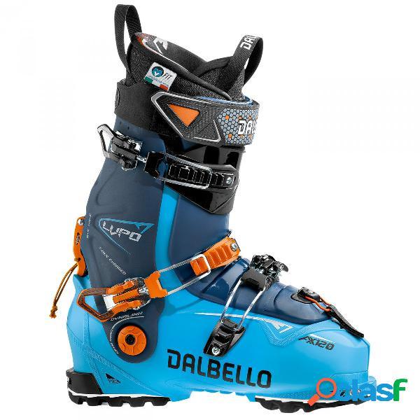 Scarponi sci Dalbello Lupo Ax 120 (Colore: blu-azzurro,