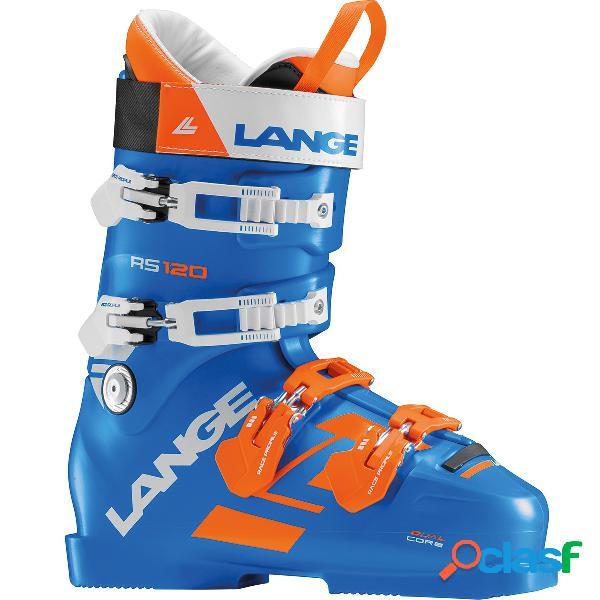 Scarponi sci Lange Rs 120 (Colore: blu-arancio, Taglia: