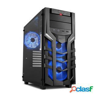 Sharkoon DG7000-G RGB Middle Tower Vetro Temprato No Power