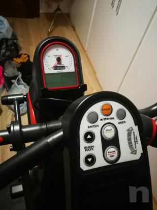 Step-bicicletta ellittica Bowflex Max Trainer M3