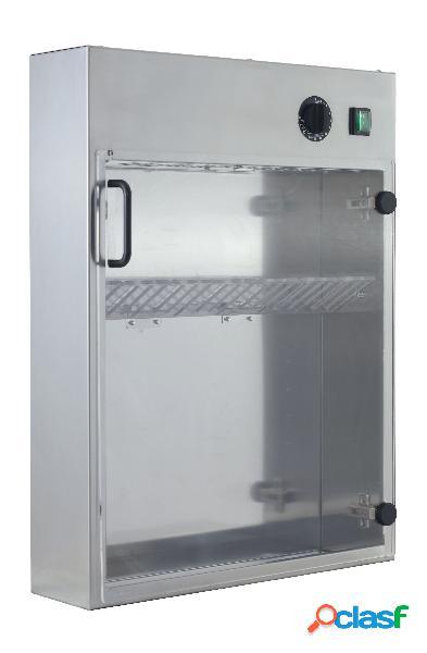 Sterilizzatore per 20 coltelli a raggi UV, potenza 16 W