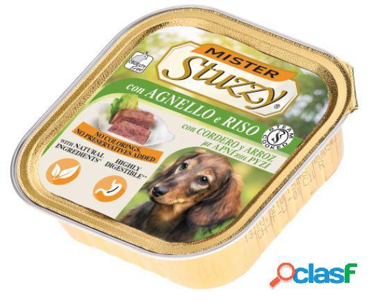 Stuzzy mister dog gr.150 con agnello e riso