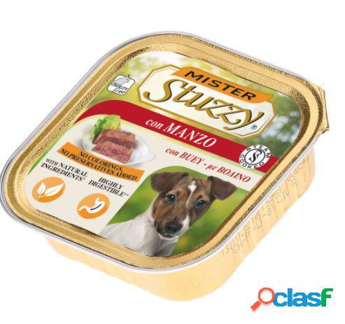 Stuzzy mister dog gr.150 con manzo