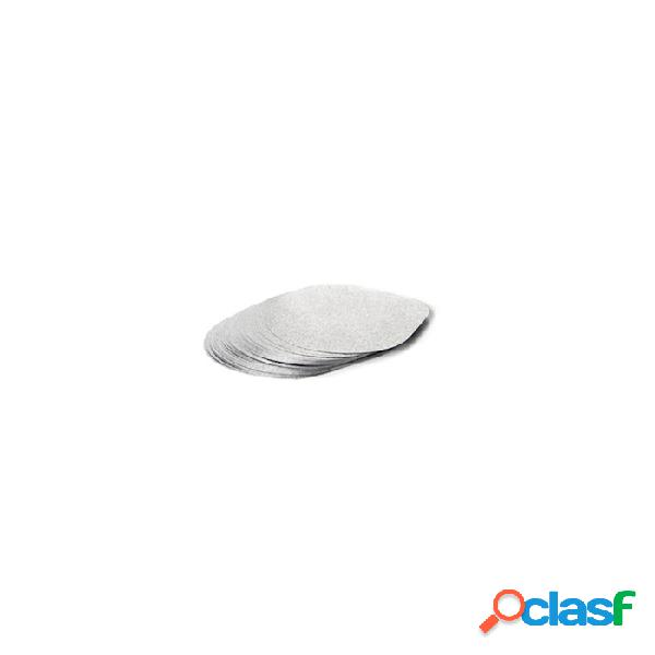 Tappo Per Vasetto Yogurt O Dolci 100% Chef In Alluminio Cm 8