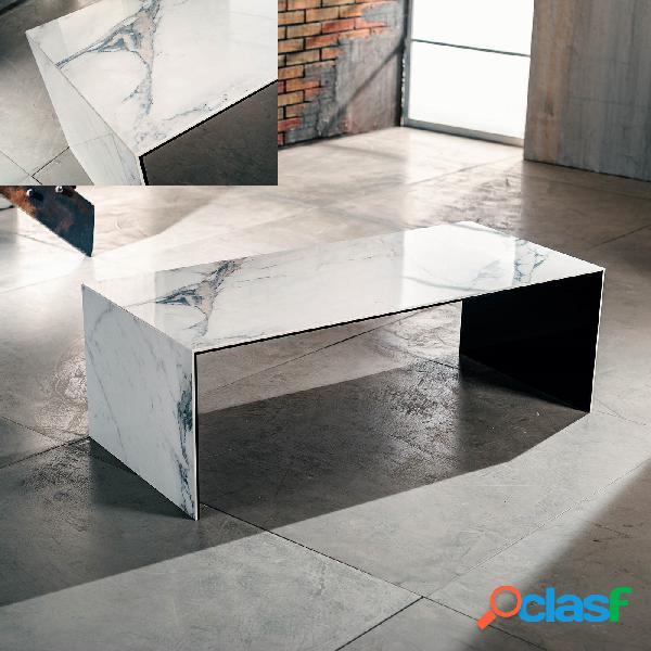 Tavolino Kristal Marble big