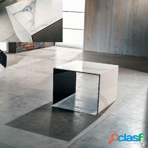 Tavolino Kristal Marble little