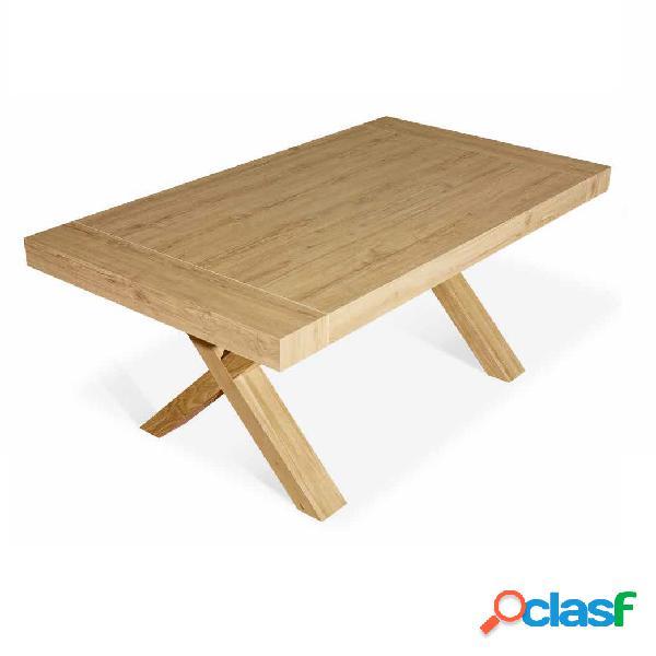 Tavolo Wood Cross