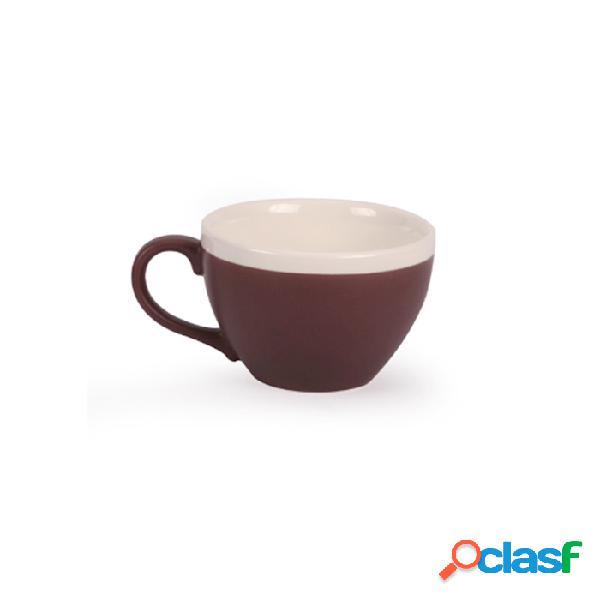 Tazza Colazione Coffee&Co Senza Piatto In Porcellana Marrone