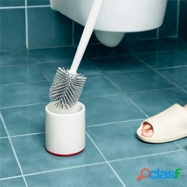 Toilette Spazzole e set detergente per supporti Silica Gel