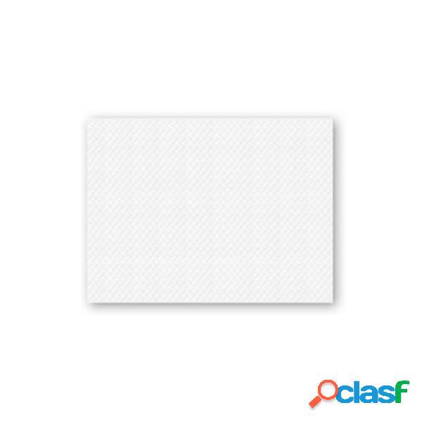 Tovaglietta In Carta Riciclata Bianca Cm 30 X 40 - Bianco