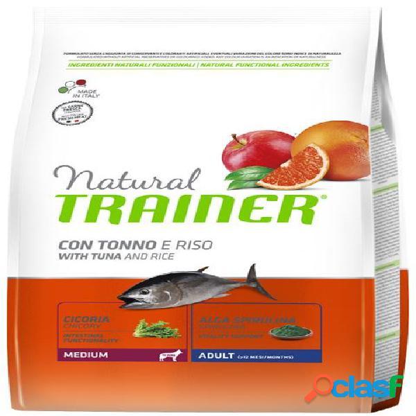 Trainer natural adult medium tonno 12 kg