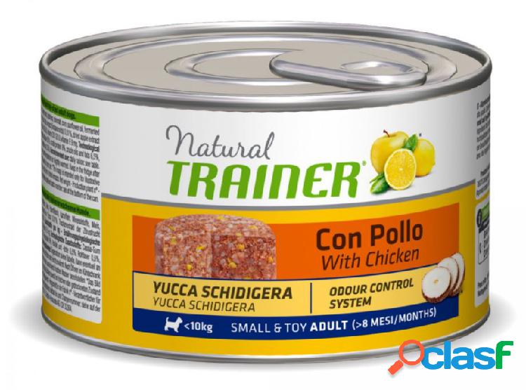 Trainer natural cane small & toy pollo 150 gr
