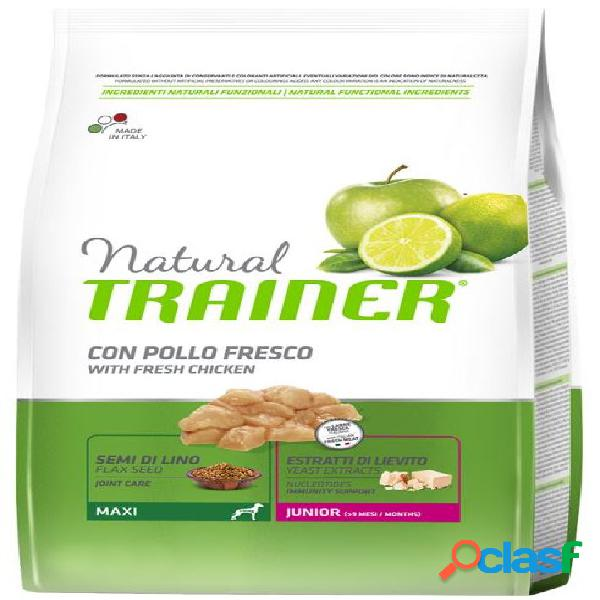 Trainer natural junior maxi 12 kg
