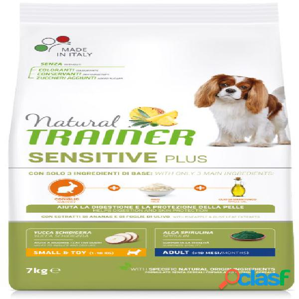 Trainer natural sensitive plus adult small toy / mini gr 800