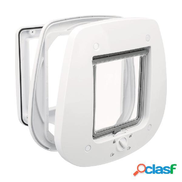 Trixie Porta 4 Funzioni 27x26 cm colore bianco