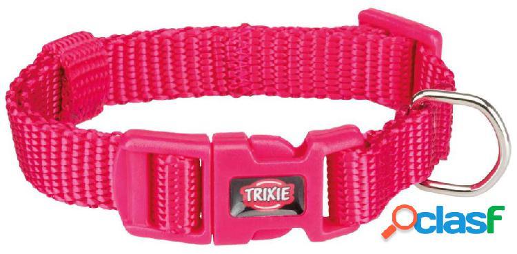 Trixie premium collare xxs - xs 15-25 cm / 10 mm corallo