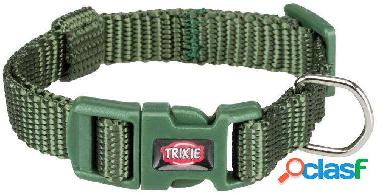Trixie premium collare xxs - xs 15-25 cm / 10 mm foresta