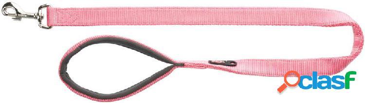 Trixie premium guinzaglio m - l 1 m / 20 mm rosa