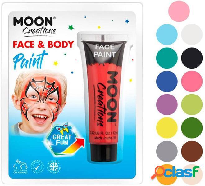 Trucco in blister per viso e corpo da 12 ml in vari colori