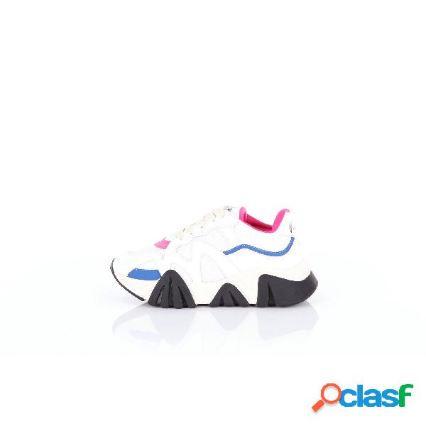 VERSACE Versace Sneakers Basse Sneakers Basse Donna Bianco e