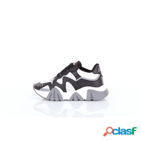 VERSACE Versace Sneakers Basse Sneakers Basse Uomo Bianco e